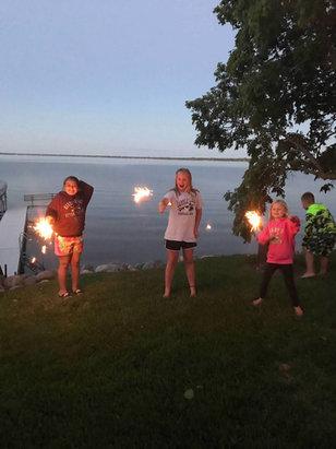kids sparklers