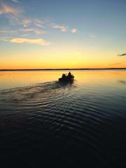 Morning Fishing - Shady Grove Resort