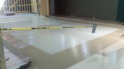 TIFF Exhibit flooring