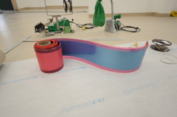 FloatMax Tape in use