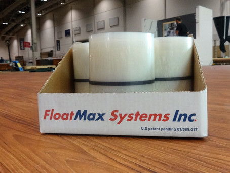 FloatMax Patent Approved!