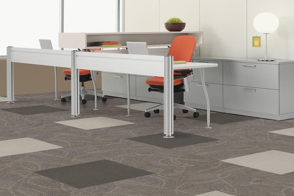 MAXTAB carpet tile system