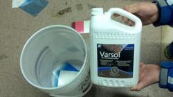 Varsol Test Pass