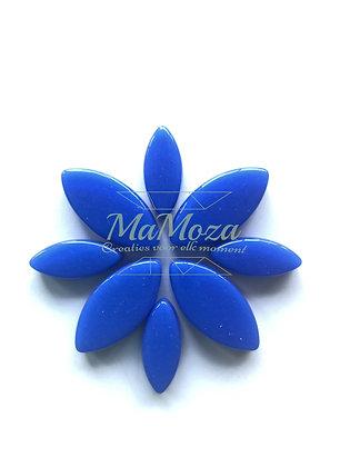 Bloemblaadjes Donker Blauw