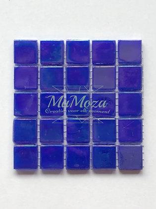 Perzisch Blauw 15mm iriserend 25 stuks