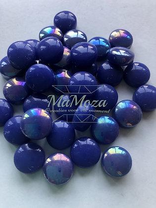Optic Dots Briljant Blauw