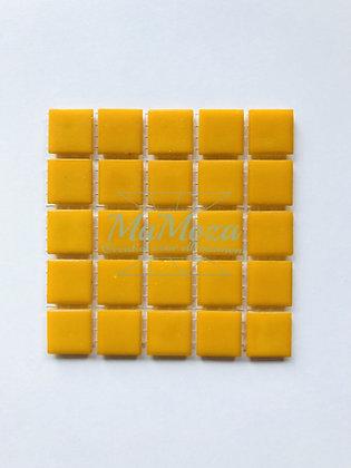 Basis glad Oranje 2x2 25 stuks