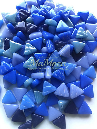 Mini driehoek Blauwe Lucht