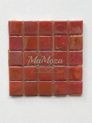 Tomaat rood 15mm iriserend 25 stuks