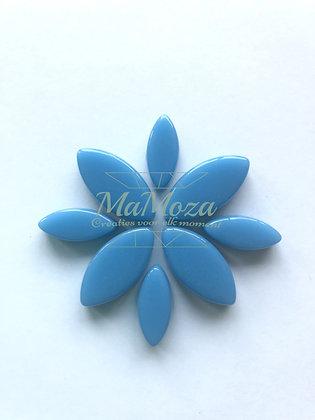 Bloemblaadjes Licht Blauw