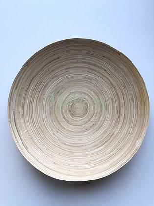 Bamboeschaal 30 cm