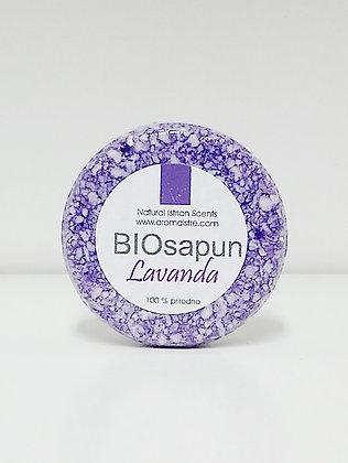 BIOsapun LAVANDA 50gr / BIOsoap Lavender
