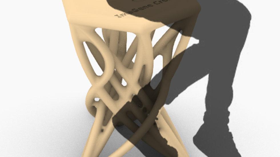 3D Printed Stool