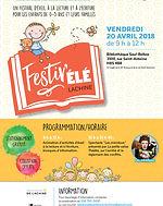 Festiv'ÉLÉ 2018