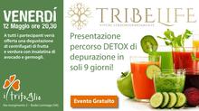 Presentazione DETOX di Primavera Tribelife