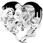 トートバッグ  歯車の国のアリス ネオヴィクトリアン アンティーク スチームパンク ロリィタ ロリータ ゴスロリ スチームパンク ゴーグル チェシャ猫 ウサギ 歯車 eat me ハート イラスト かわいい オシャレ A4  マチ付き