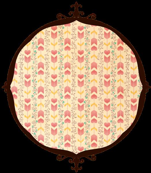 恋文矢絣 青薔薇