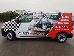 games factory karting bowling laser game