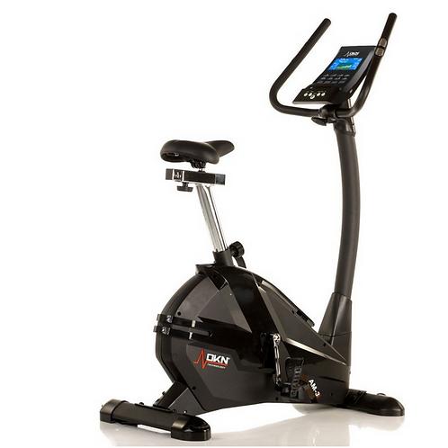 Vélo d'appartement AM-3i BT4 + Ceinture Télémétrique Bluetooth® Offerte.