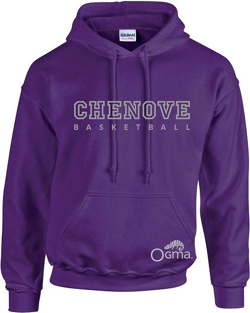 Sweat purple enfant