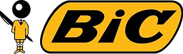 logo du fournisseur d'objet publiciataires, cadeaux d'affaires et goodies BIC
