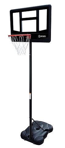 Panier mini-basket réglable 1.65m 2 mètres entraînement et match