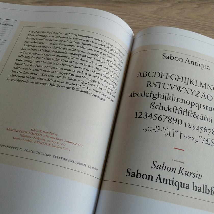 typographie infographie font