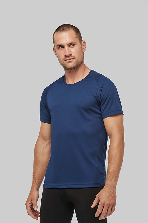 T-Shirt sport manches courtes adulte