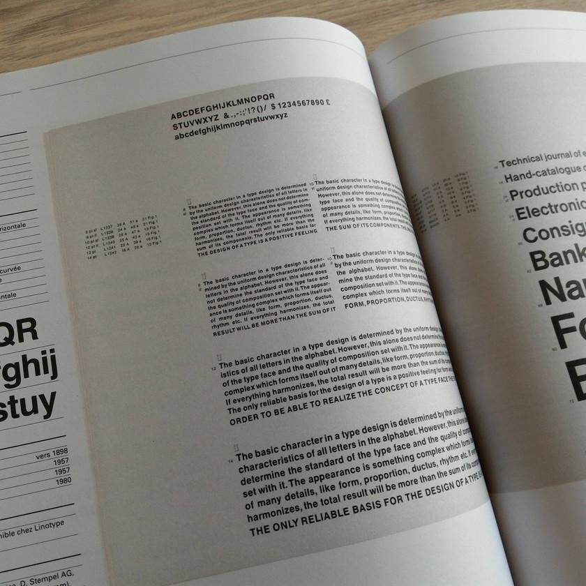 typographie infographie ogma