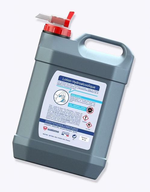 Bidon de lotion hydroalcoolique 5L ×4