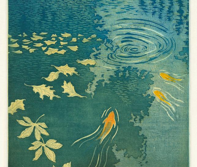 Elaine Marshall :-Floating
