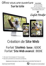 CREATION | SITE | WEB