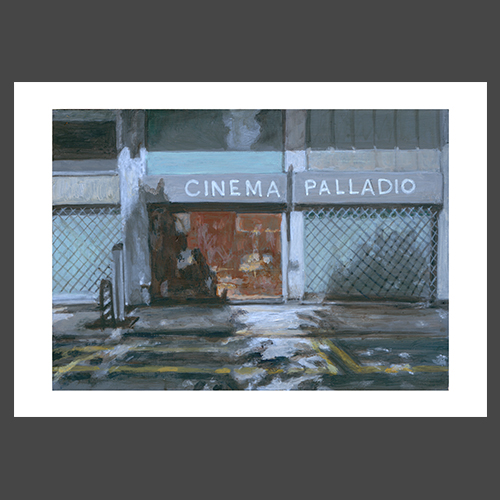 Cinema Palladio, Vicenza