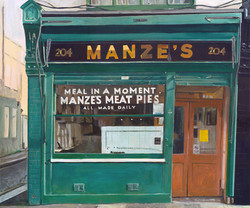 Manzes Meat Pies