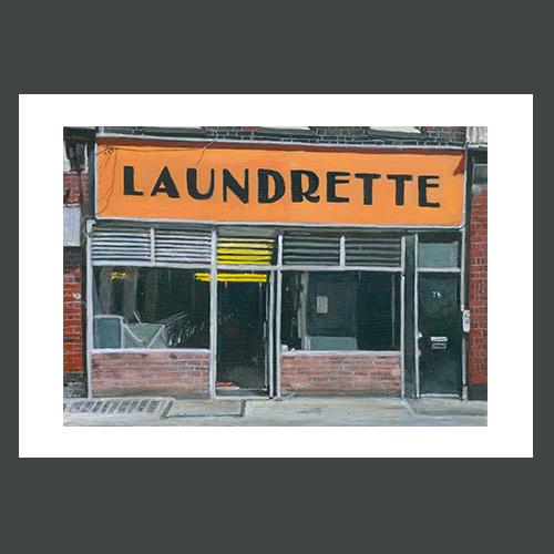 Launderette, Bloomsbury