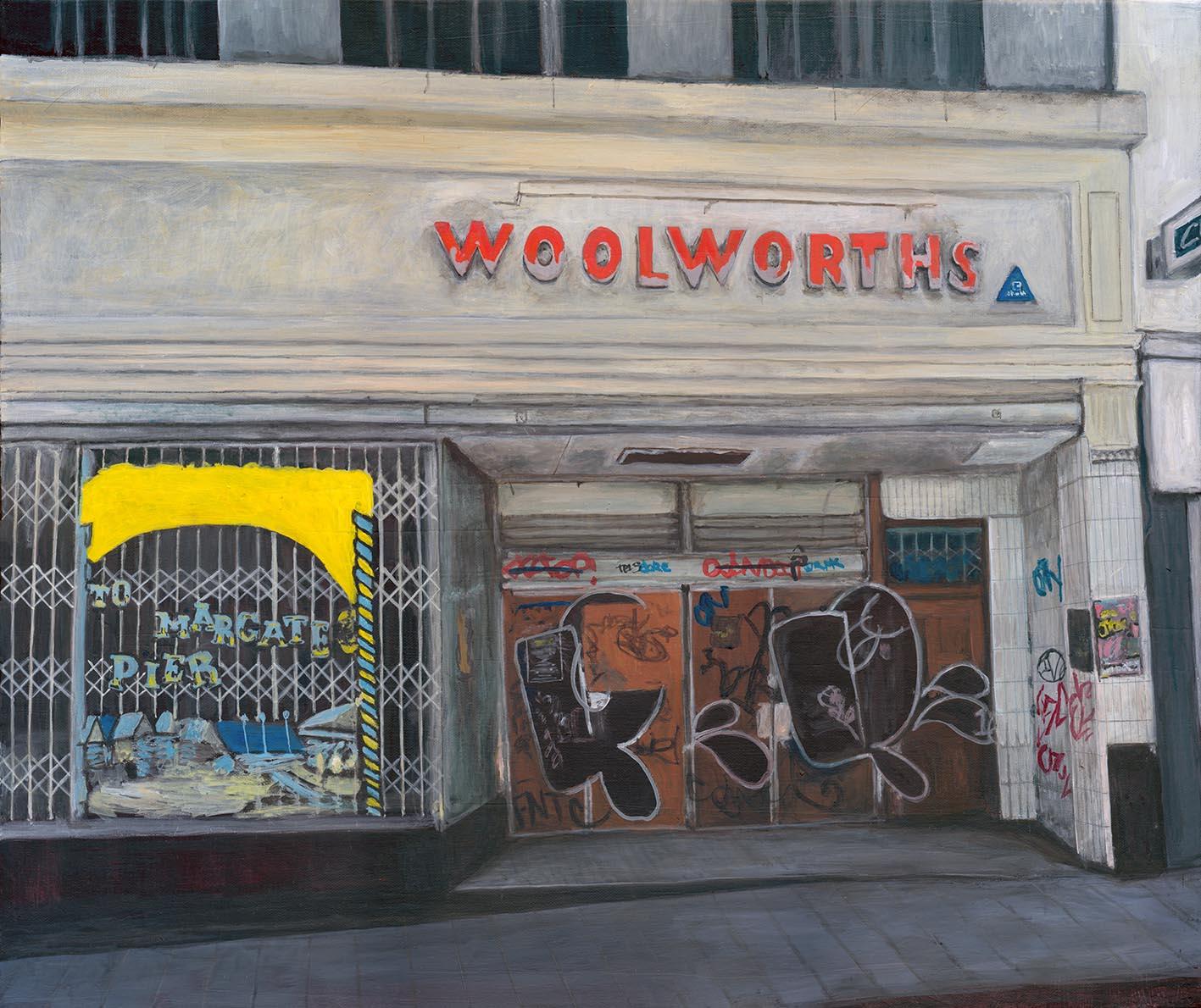 Woolies (Margate)
