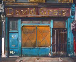 David Greig, Brixton