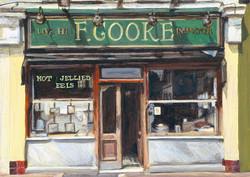 F.Cooke, Broadway Market