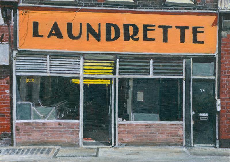Laundrette, Bloomsbury
