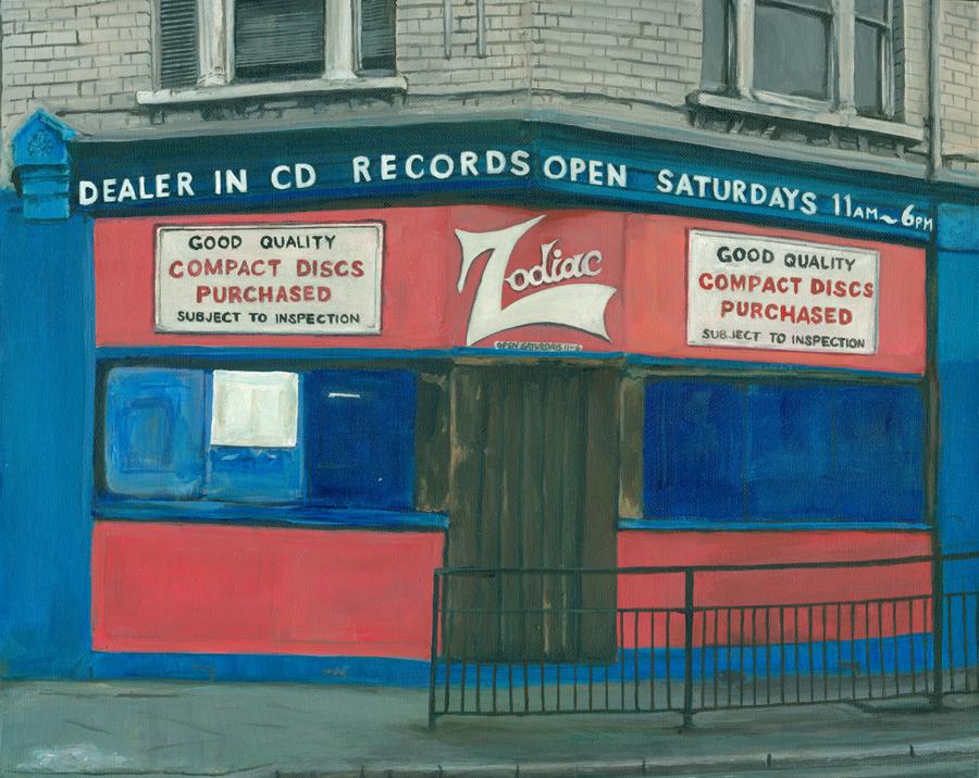 Zodiac Records, Wandsworth