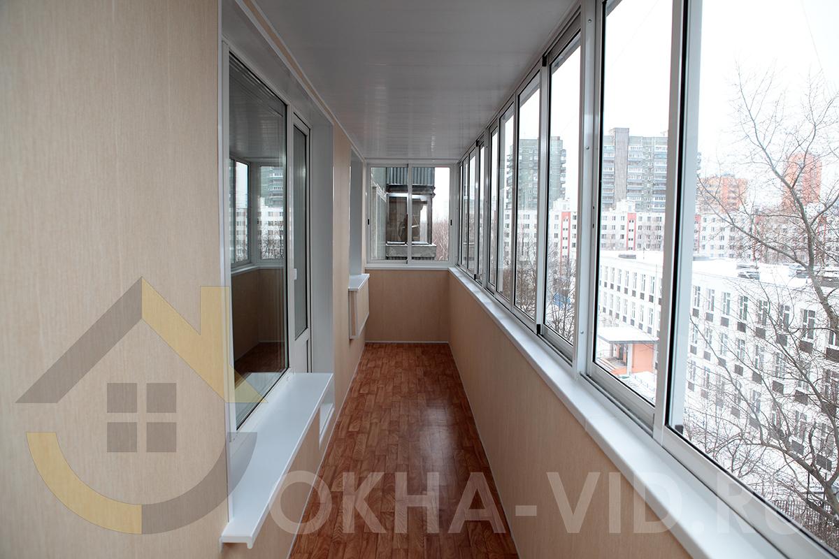 Балкон метелл   -  003
