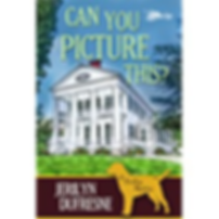 Can you picture this? Jerilyn Dufresne, cozy mystery author
