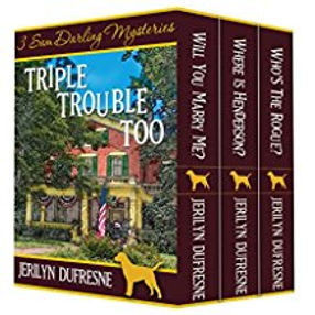 Triple Trouble Too - Sam Darling Mystery Series