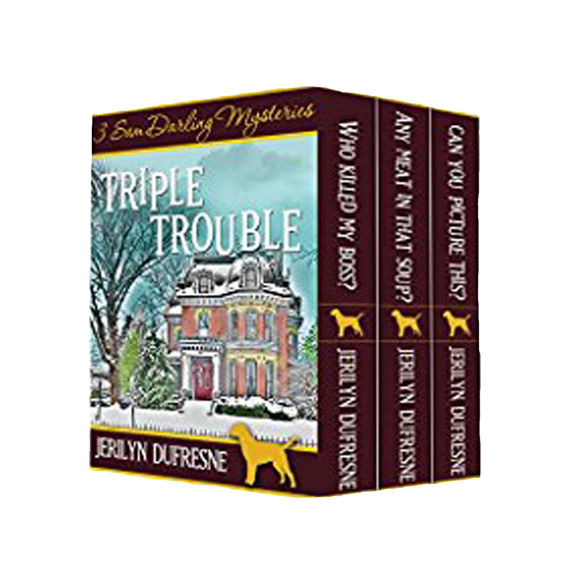 Triple Trouble Box Set