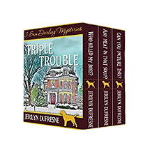 Triple Trouble Sam Darling Mysteries