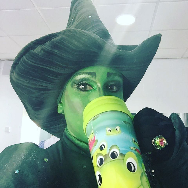 Wicked Witch and Coffee