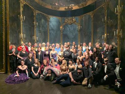 Phantom of The Opera North America Tour