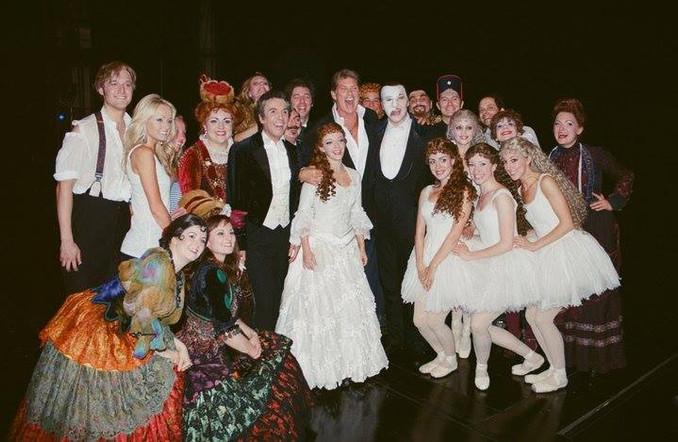 Phantom of THe Opera Her Majesty's