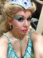 Mimi the Magical Mermaid Make Up
