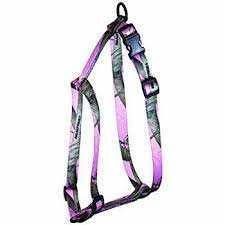 Quick Step Harness - Realtree Pink Camo